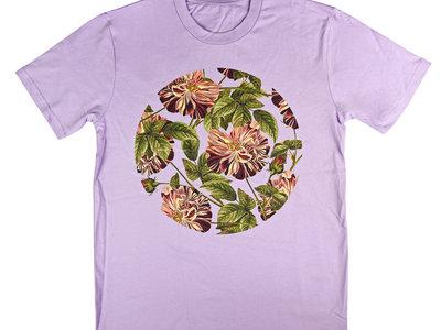 YFT008 - Light Purple T-shirt main photo