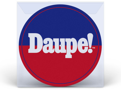Limited Edition Daupe! BLUE/RED Slip-mats (PAIR) main photo