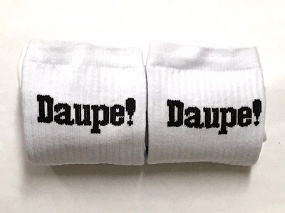 Limited Edition Daupe! Socks (2 pairs) (ONE PACK PER CUSTOMER) main photo