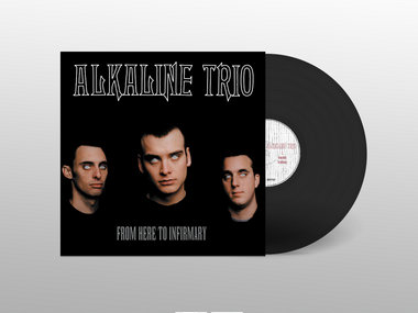 "Limited Edition 12"" Heavyweight Black Vinyl main photo"