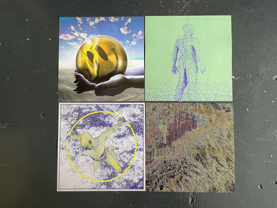 Art Print Bundle (Heavyweight 300gsm Prints) (4 Prints) main photo