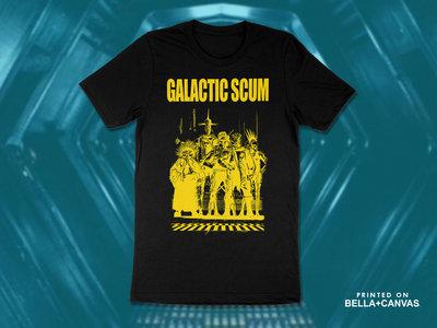 Galactic Scum T-shirt - BLACK main photo