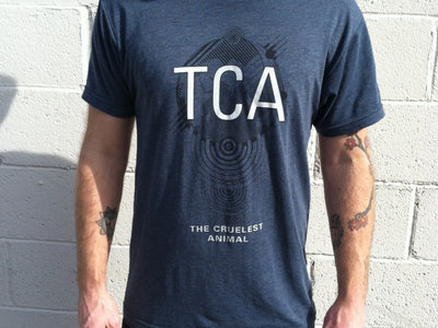 TCA 'After the Waves Devour Us All' T-shirt main photo