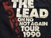 Original Oh No Not Again 1990 Tour Tee Never Worn photo