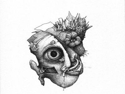 Two Contagions, original artwork main photo