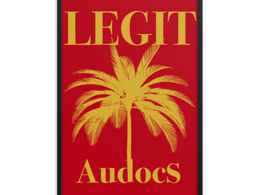 Audocs (Legit) In-Frame Poster main photo