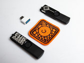 USB flash with FTB6 + patch photo
