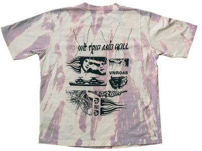 """""""We Trip And Roll"""" T-Shirt (acid washed, unisex) main photo"""