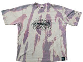 """""""We Trip And Roll"""" T-Shirt (acid washed, unisex) photo"""