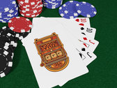 Limited Edition Vegas Vic Playing Cards ONLY 15 MADE photo