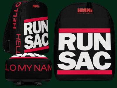 HMNI RUN SAC Backpack main photo