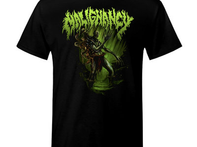 Zombie Backpack T-Shirt main photo