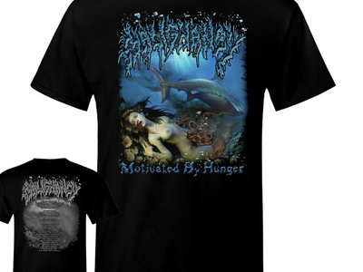 Motivated By Hunger T-Shirt main photo