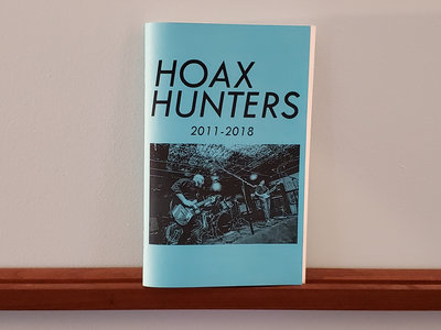 Hoax Hunters Zine main photo