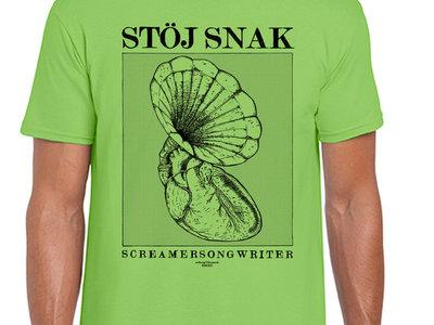"""ScreamerSongwriter"" God-tier Green super shirt main photo"