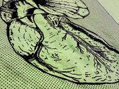 """ScreamerSongwriter"" God-tier Green super shirt photo"