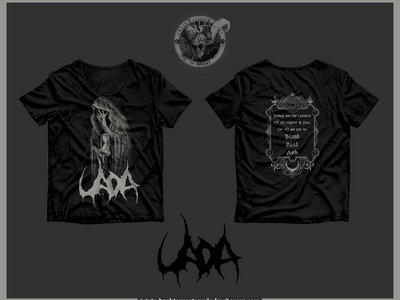 UADA - Blood San Ash T-Shirt / Designed by Misanthropic - Art main photo
