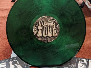 "Limited 12"" Green Galaxy Vinyl main photo"
