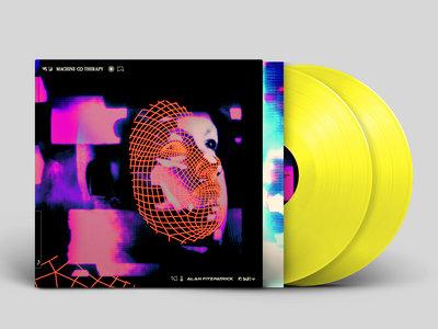 Alan Fitzpatrick - 'Machine Therapy' Pre-Order [2x Vinyl LP] main photo