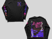 Alan Fitzpatrick - 'Machine Therapy' Pre-Order [Long-sleeve printed T shirt] photo
