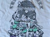 Curta'n Wall T-Shirt photo