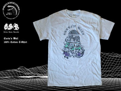 Curta'n Wall T-Shirt main photo