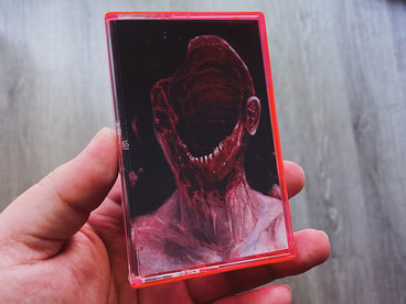 Defacement Cassette Tape, hand-numbered /66 main photo