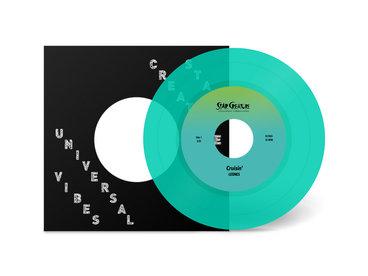 "Limited Edition 7"" Deep Lunar Sea Glass Green Vinyl main photo"