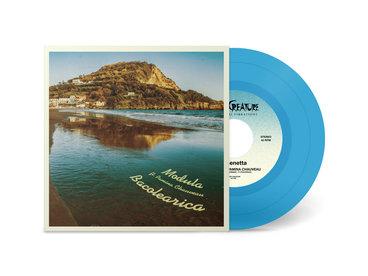 "Limited Edition 7"" Tyrrhenian Sea Blue Vinyl main photo"