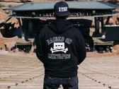 RAISED ON MIXTAPES  Zip-Up Hoodie photo