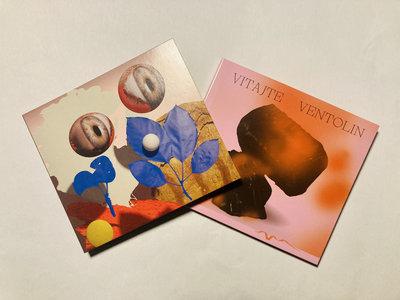 BUNDLE CD + CD main photo
