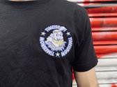 Time Is Now  Embroidered T-Shirt photo
