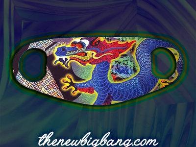Dragons Face Mask main photo