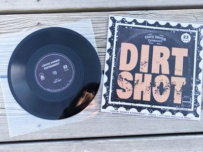 "DirtShot / Turning Me Inside Out Mono 7"" main photo"