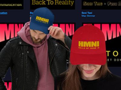 HMNI Structured Twill Cap main photo