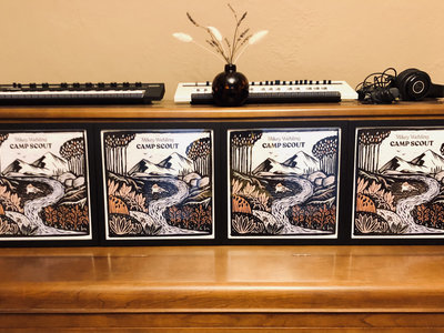 Limited Edition framed print and CD!! main photo