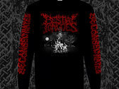 """BESTIAL TONGUES """"DECONSECRATED"""" LONGSLEEVE (S-XL) - PRE-ORDER photo"""