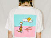 Deep Into The Jungle Lobster Tee photo