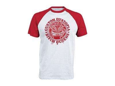 Custom Dystopia Shirt (red) main photo