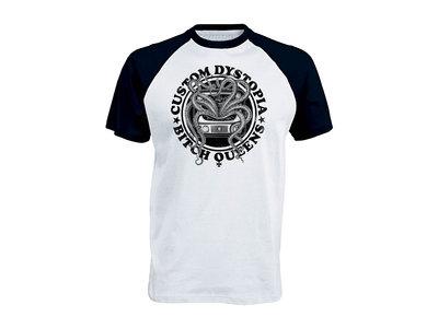 Custom Dystopia Shirt (black) main photo
