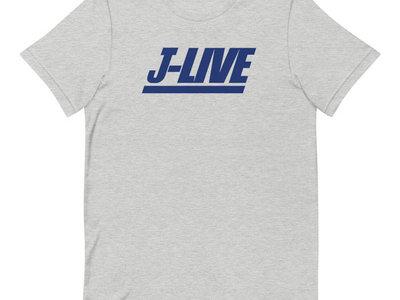 J-LIVE NYG T-SHIRT (GREY) main photo
