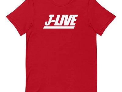 J-LIVE NYG T-SHIRT (RED) main photo
