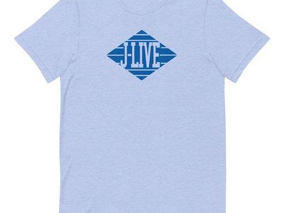 J-LIVE JIVE STYLE T-SHIRT (BABY BLUE) main photo