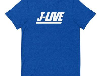 J-LIVE NYG T-SHIRT (BLUE) main photo