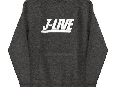 "J-LIVE ""9000 Miles Project"" Dan Lish Hoodie main photo"