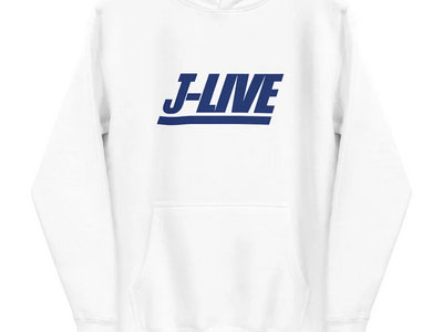 J-LIVE JIVE STYLE HOODIE (WHITE) main photo
