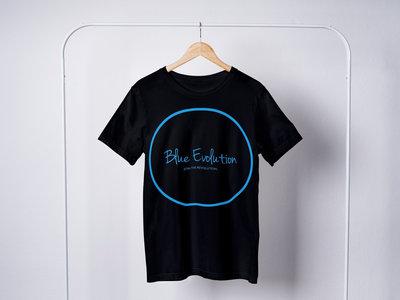 Blue Evolution Black Logo T-Shirt main photo