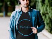 Blue Evolution Black Logo T-Shirt photo