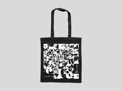 """""""join thee club!"""" - black tote bag main photo"""