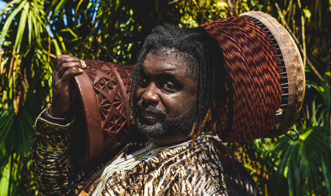 Djembe Master Weedie Braimah On the History of the Instrument